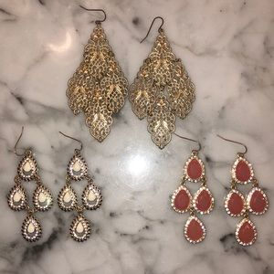 Bundle of Earrings
